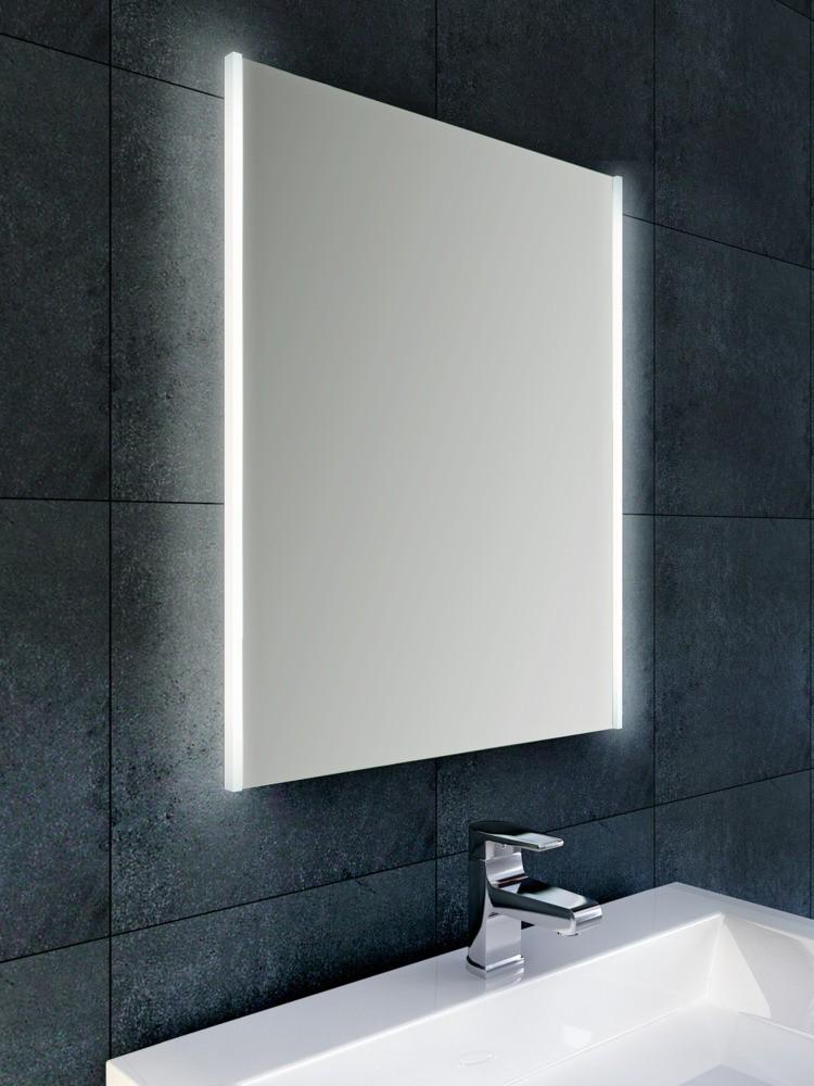 Wb duo led condensvrije spiegel 100 x 60 megadump - Spiegel x ...